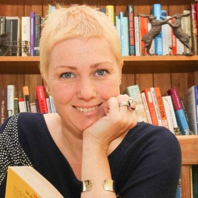 Victoria Doxat Trisha Lewis 'Make it Real Podcast' 'self-determination'