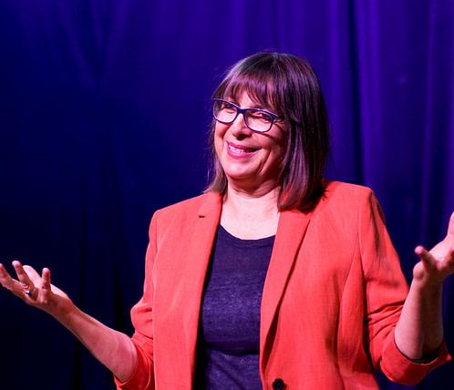 Trisha Lewis Keynote Speaker Women in Business
