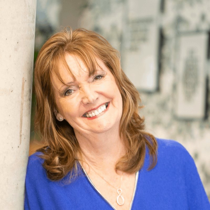 Gill Donnell MBE